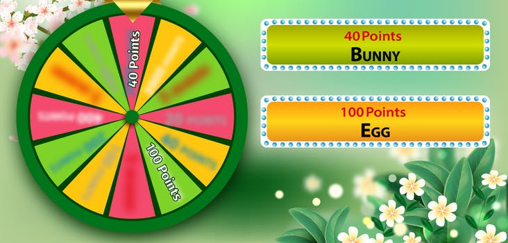 Lucky Wheel Spring Edition Quiz Answers - Video Quiz Hero