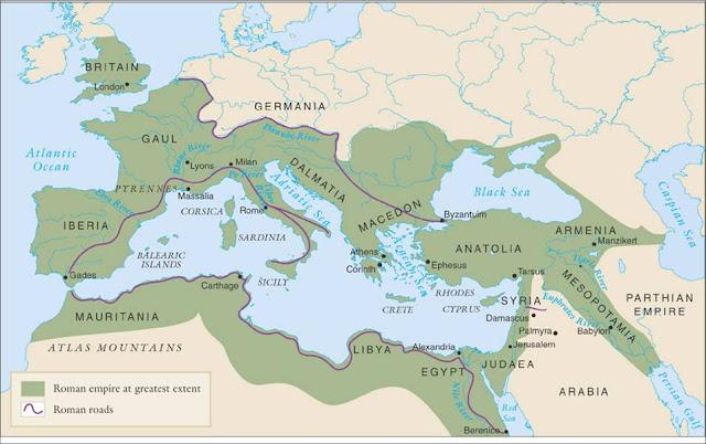 Rome 117AD