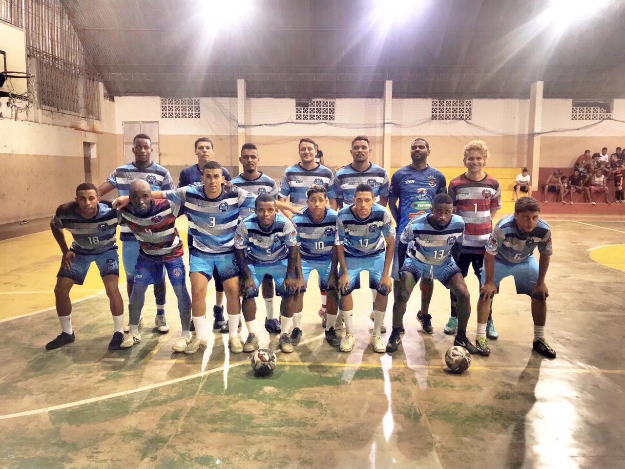 Laje Futsal vence Itaperuna em amistoso em Laje do Muriaé  ab605d8b178aa