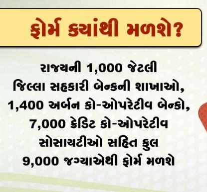 Atmanirbhar Gujarat Sahay Yojana (AGSY) 2020 Form Download Rs. 1 Lakh Loan at 2% Interest