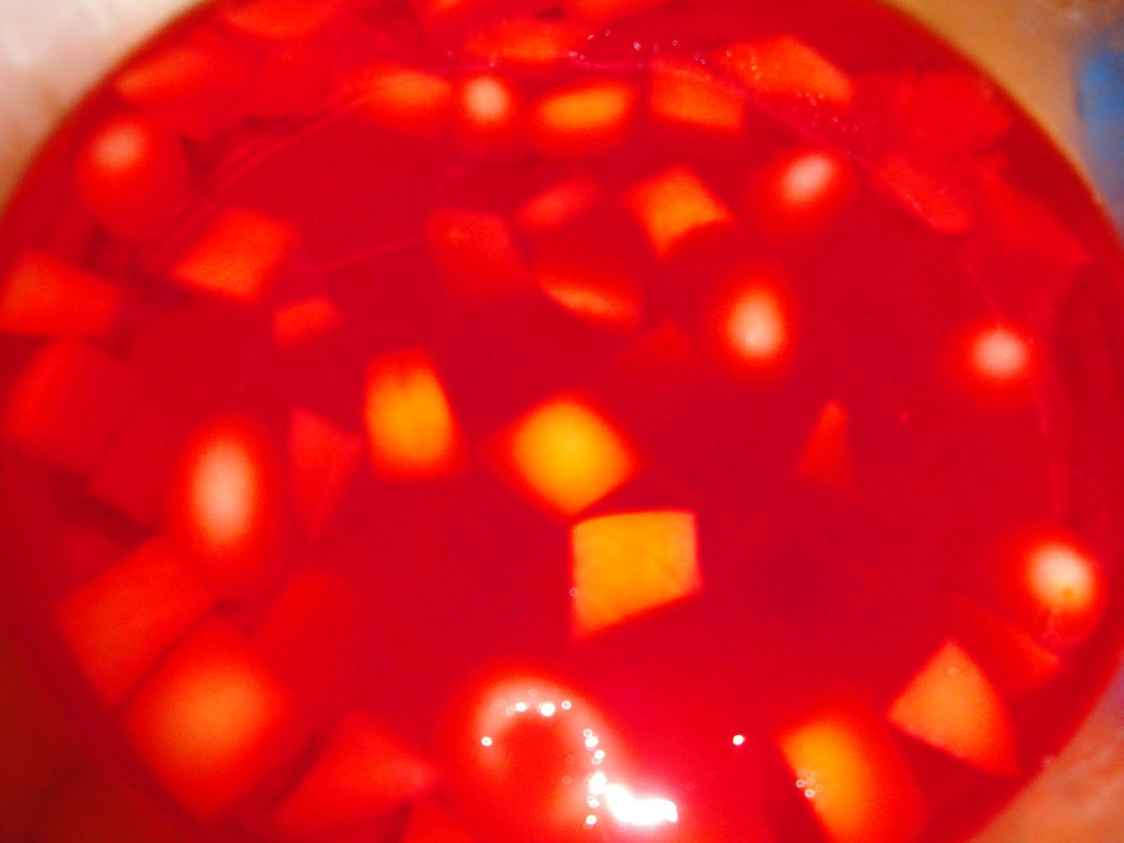 Jello Fruit Cocktail 23