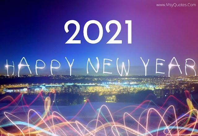 Happy Happy New Year 2021