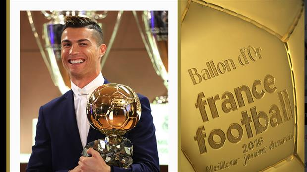 A las marcas no les gusta el Balón de Oro de France Football