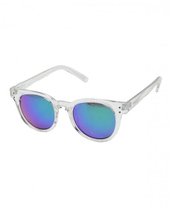 53afcc890f Óculos de sol licenciado pela Vans, com ajuste perfeito e lentes com  proteção UV para te proteger dos raios solares com estilo. O tamanho é  único: tem 14 cm ...