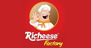 Lowongan Kerja PT Richeese Kuliner Indonesia (Richeese Factory) Juni 2020