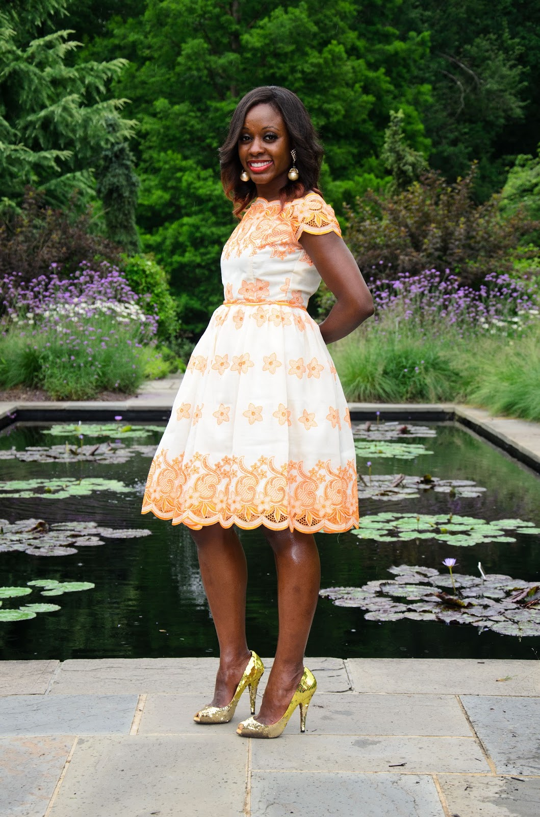 what to wear for a vintage tea party
