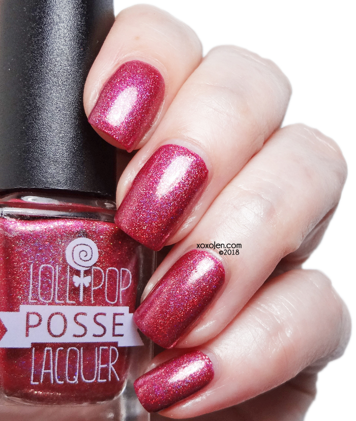xoxoJen's swatch of Lollipop Posse Fallen Woman in Dancing Costume