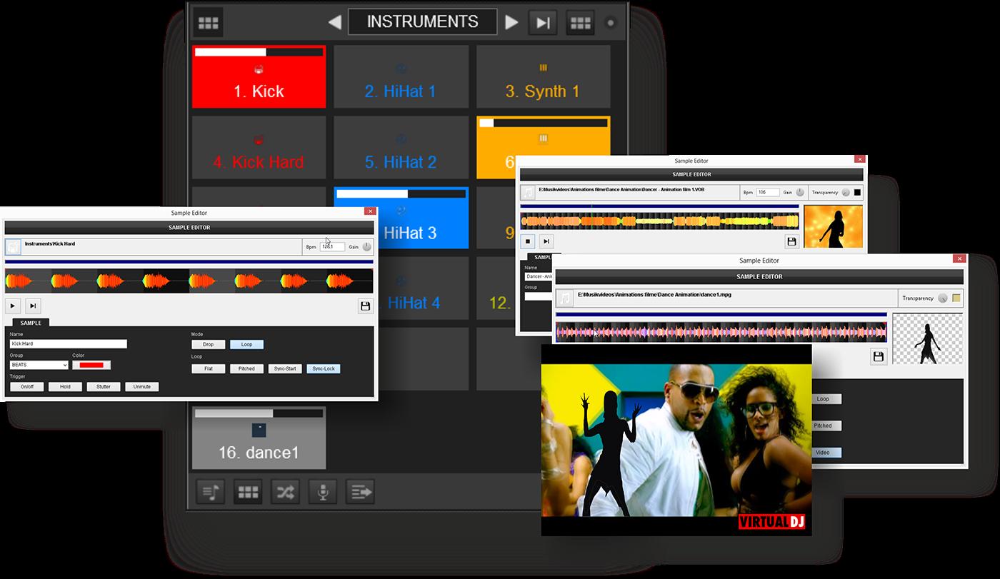 Virtual dj 8 2 build 3523 pro free download free for Free virtual builder