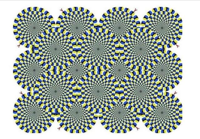 Psikotes Gambar 6: Ilusi Optik