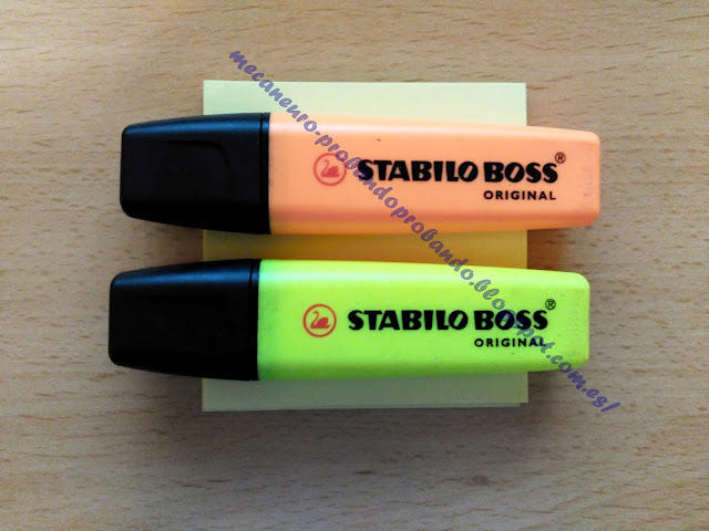 FLUORESCENTES STABILO BOSS ORIGINAL