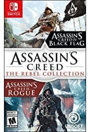 تحميل لعبة Assassin's Creed The Rebel Collection للكمبيوتر