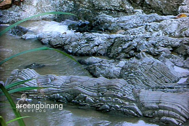 cagar alam geologi karangsambung kebumen