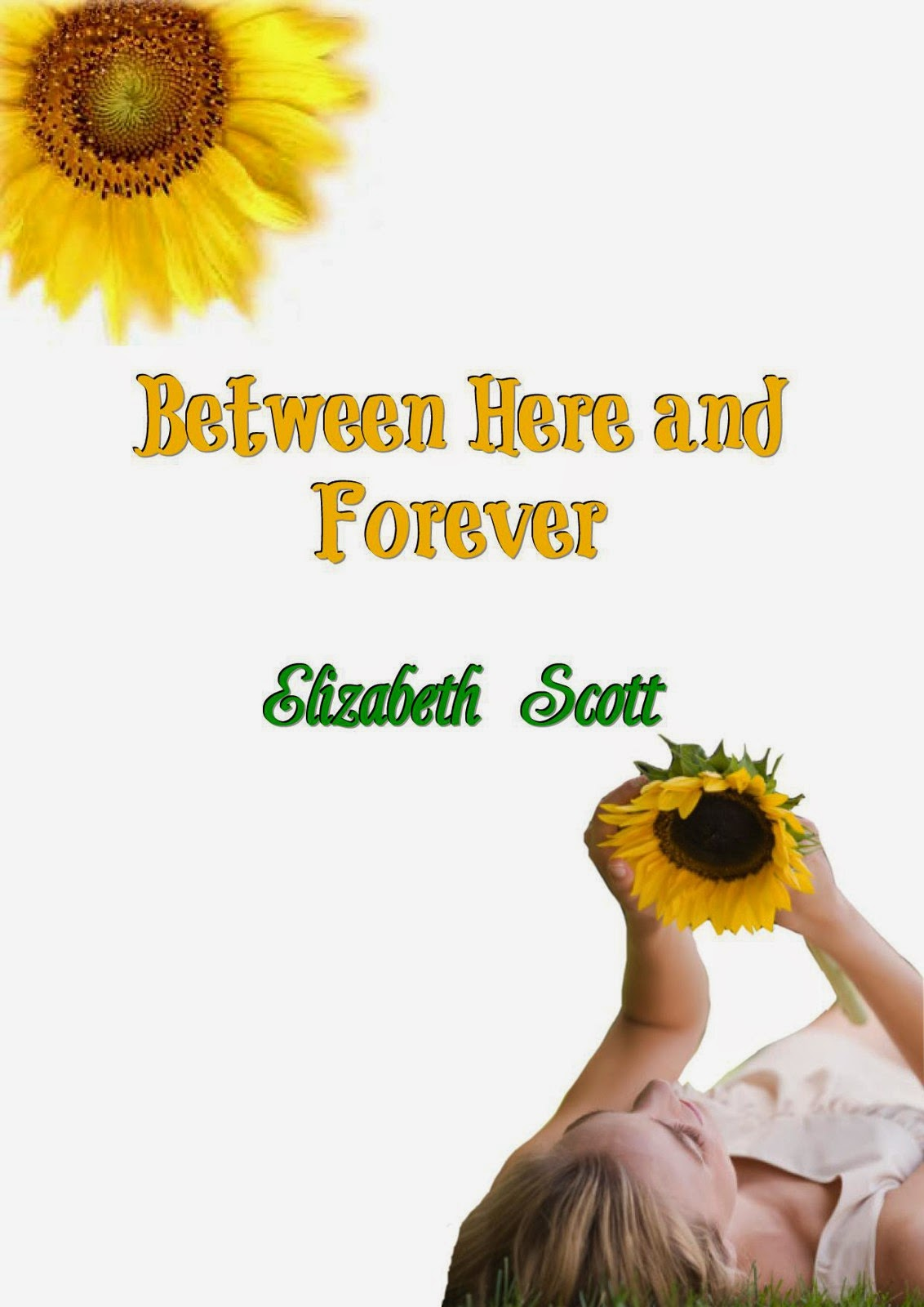 Bookadictas Between Here And Forever Elizabeth Scott border=
