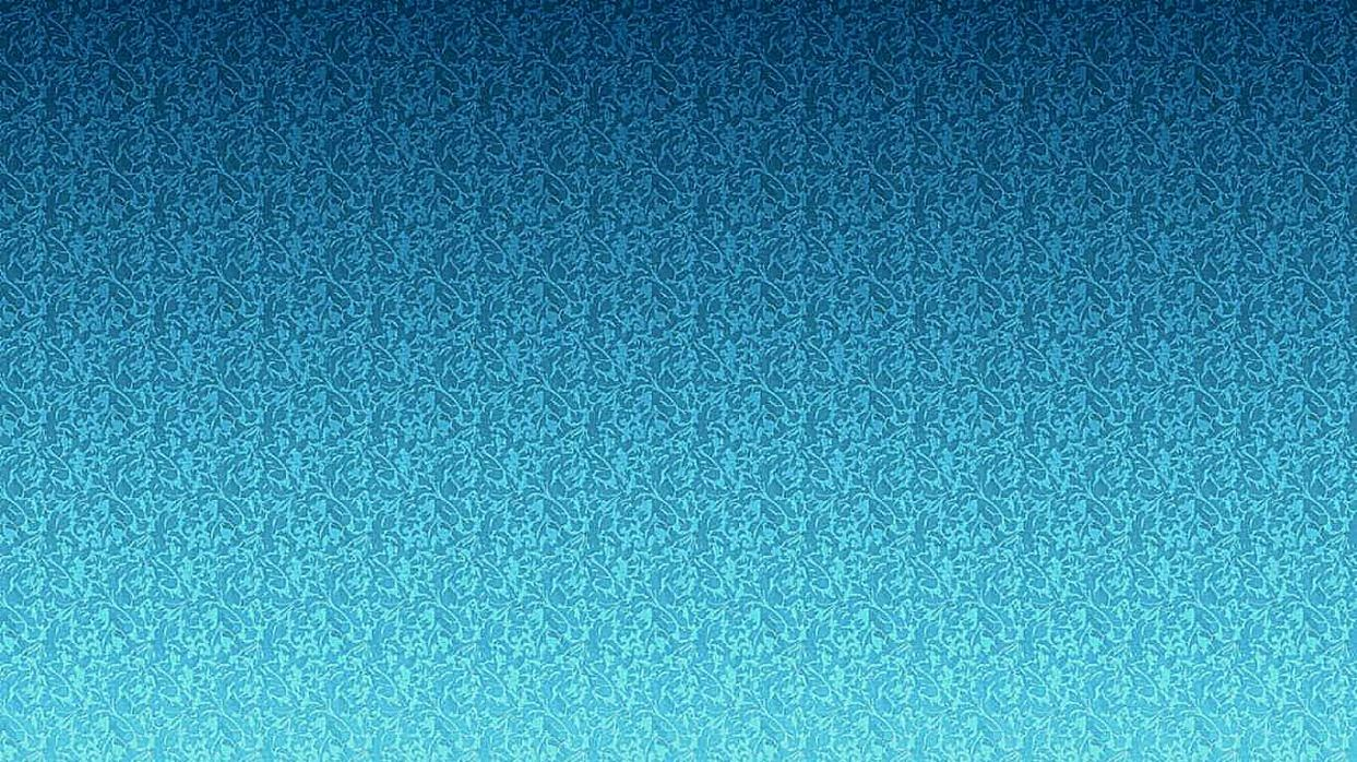 Light Blue Wallpaper Pattern