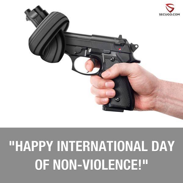 International Day of Non-Violence Wishes pics free download