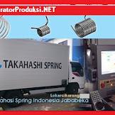 OPERATOR PRODUKSI - PT Takahashi Spring Indonesia