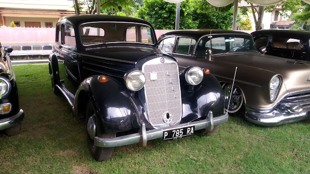 Mercedes-Benz 170V W136 Indonesia