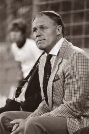 Total Footballs architect Rinus Michels
