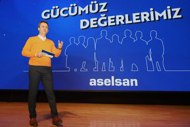Aselsan ''Değerler Buluşması' (10 Şubat 2020)
