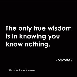 true wisdom quote socrates
