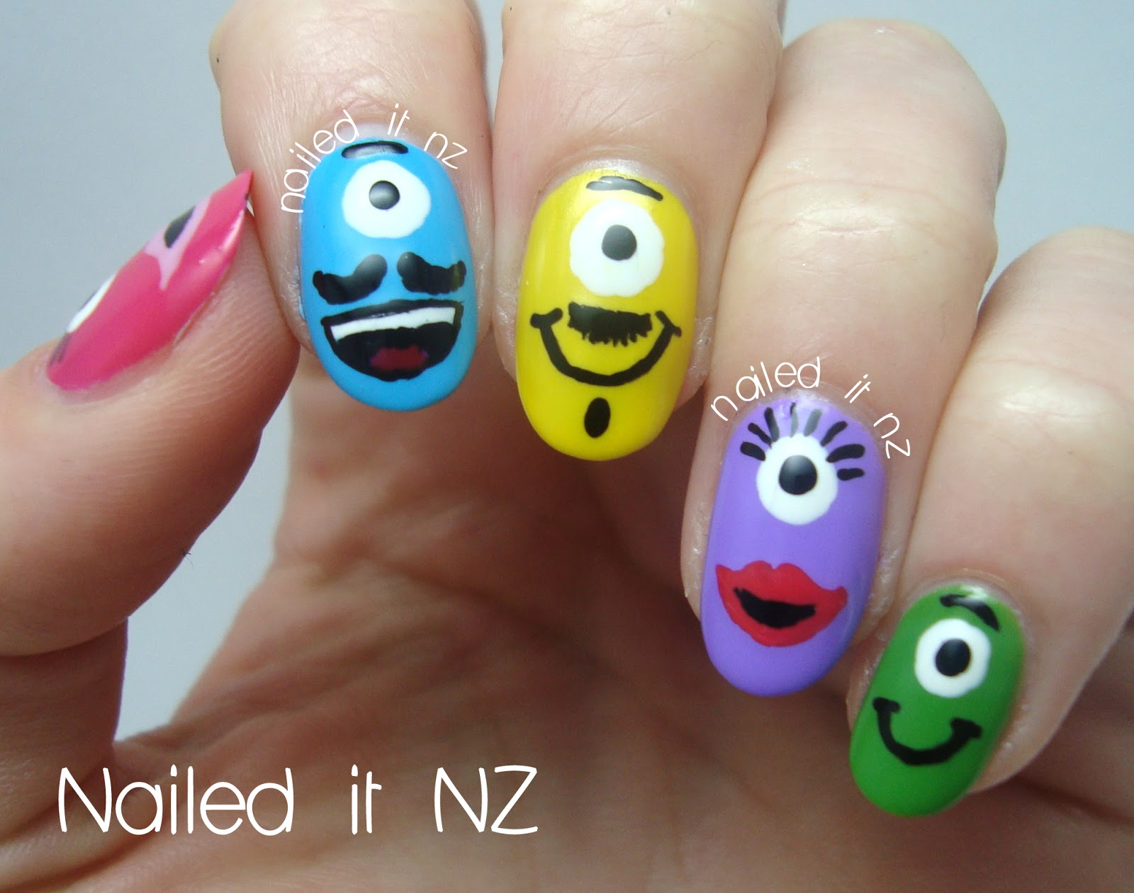 Hey Funny Nails Is Here