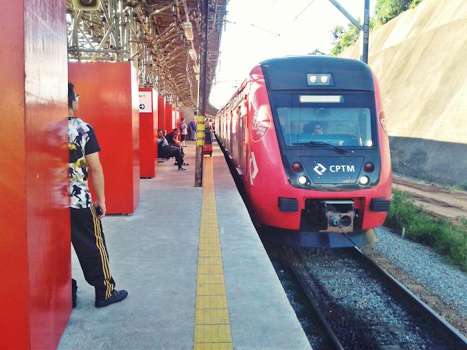 Acesso principal da Estação Francisco Morato da CPTM ficará interditado para obras emergenciais