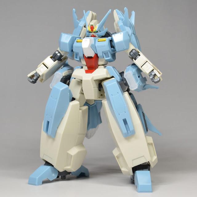 Review: HGBD 1/144 Seravee Gundam Scheherazade - Gundam ...