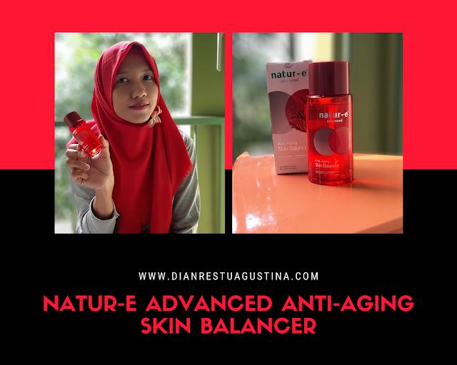 Review Natur-E Advanced Skin Balancer