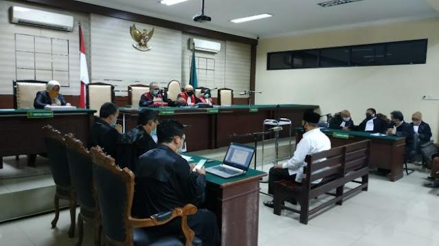 Saiful Illah Kecewa Putusan Hakim: Wallahi, Demi Tuhan Saya Tak Minta Uang!