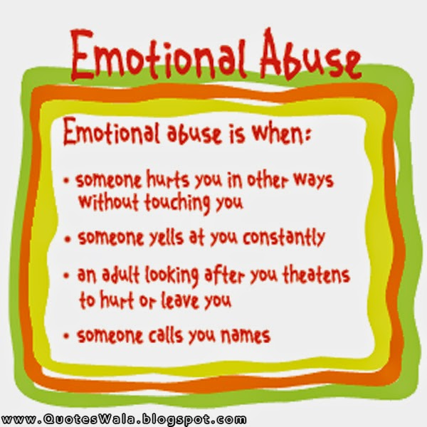 what is psychological abuse in a relationship