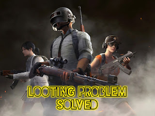 What's The Problem of PUBG Slow Looting System