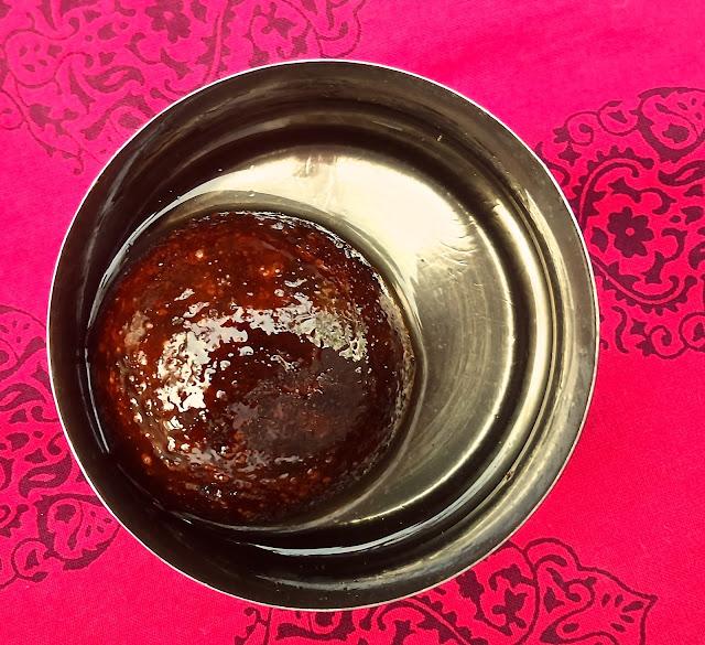 bread sweet Indian cardamom saffron.