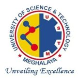 University of Science & Technology, Meghalaya. Last Date of apply: 20/11/2019.