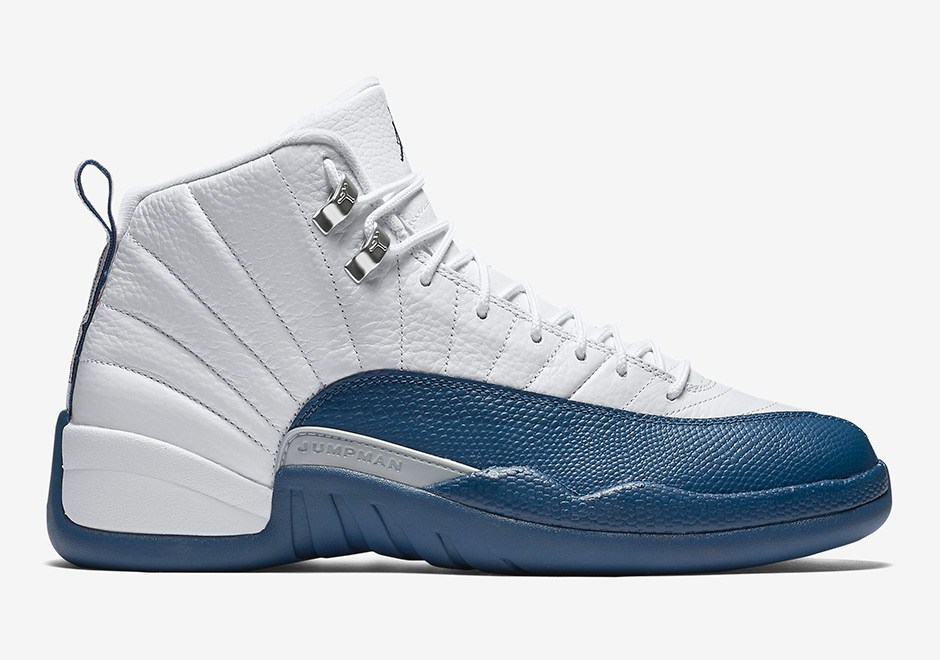 "e4c2168db25 The Air Jordan 12 ""French Blue"" is another Air Jordan 12 colorway set to  return in 2016"