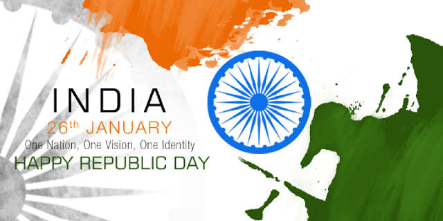 Happy Republic Day! 26 January - The Republic Day of India