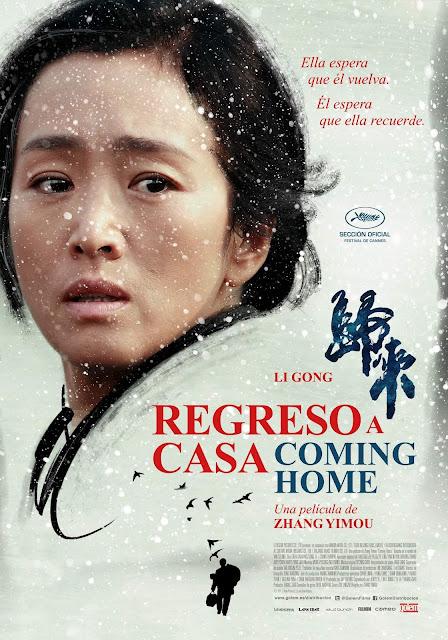 Cartel: Regreso a casa (2014)