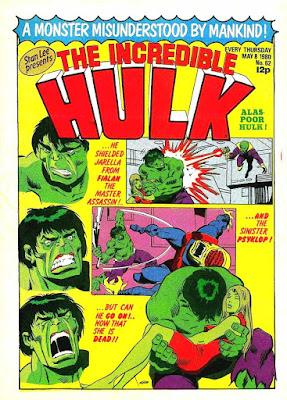 Incredible Hulk #62