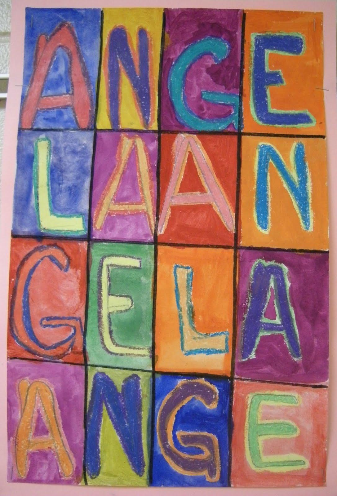 What S Happening In The Art Room 5th Grade Jasper Johns