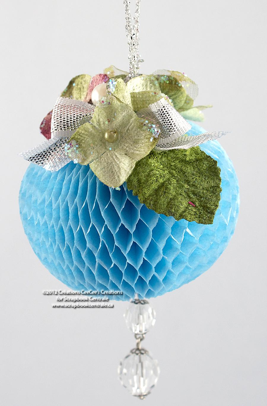 scrapbook centrale otf boules de no l honeypop christmas ornaments. Black Bedroom Furniture Sets. Home Design Ideas