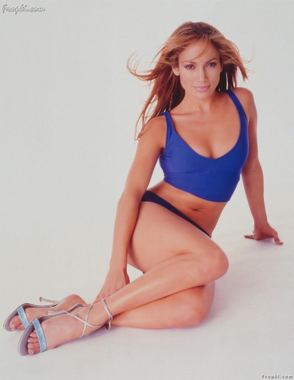 Jennifer Lopez Sexy Naked