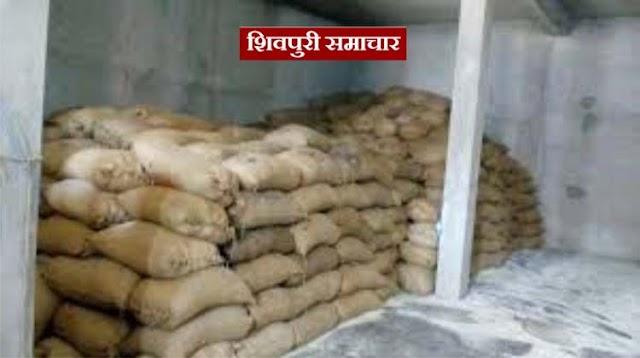 INDORE से BIHAR के निकली अरहर SHIVPURI के शराब करोबारी के गोदाम में बरामद