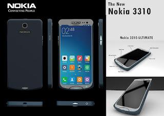 نوكيا 3310  يجدد شبابه بتحديثات رائعة