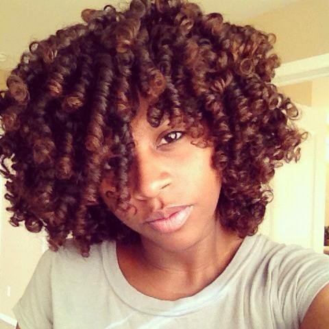 Tremendous Natural Hairstyle Ideas Perfect For Spring The Feisty House Short Hairstyles Gunalazisus