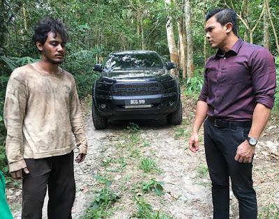 Drama Jalan Balik Surau