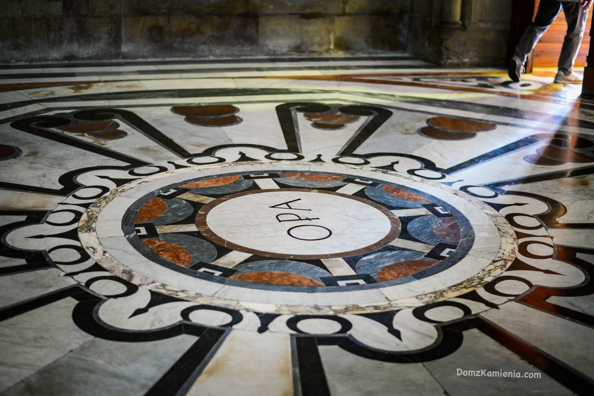 Dom z Kamienia, Duomo Florencja