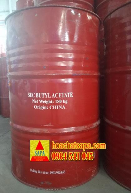 Dung môi Sec Butyl Acetate (SBAC)