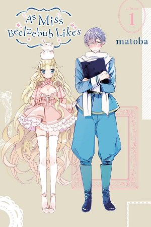 As Miss Beelzebub Likes Manga