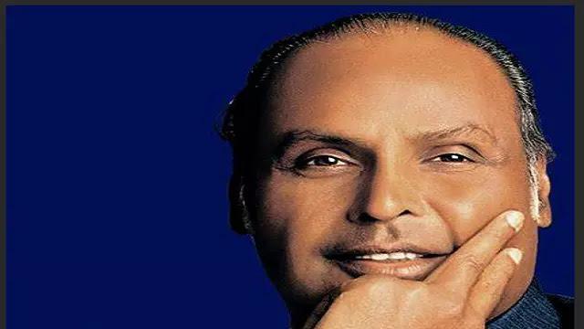 Dhirubhai-Ambani - Business-Tycoon-of-India