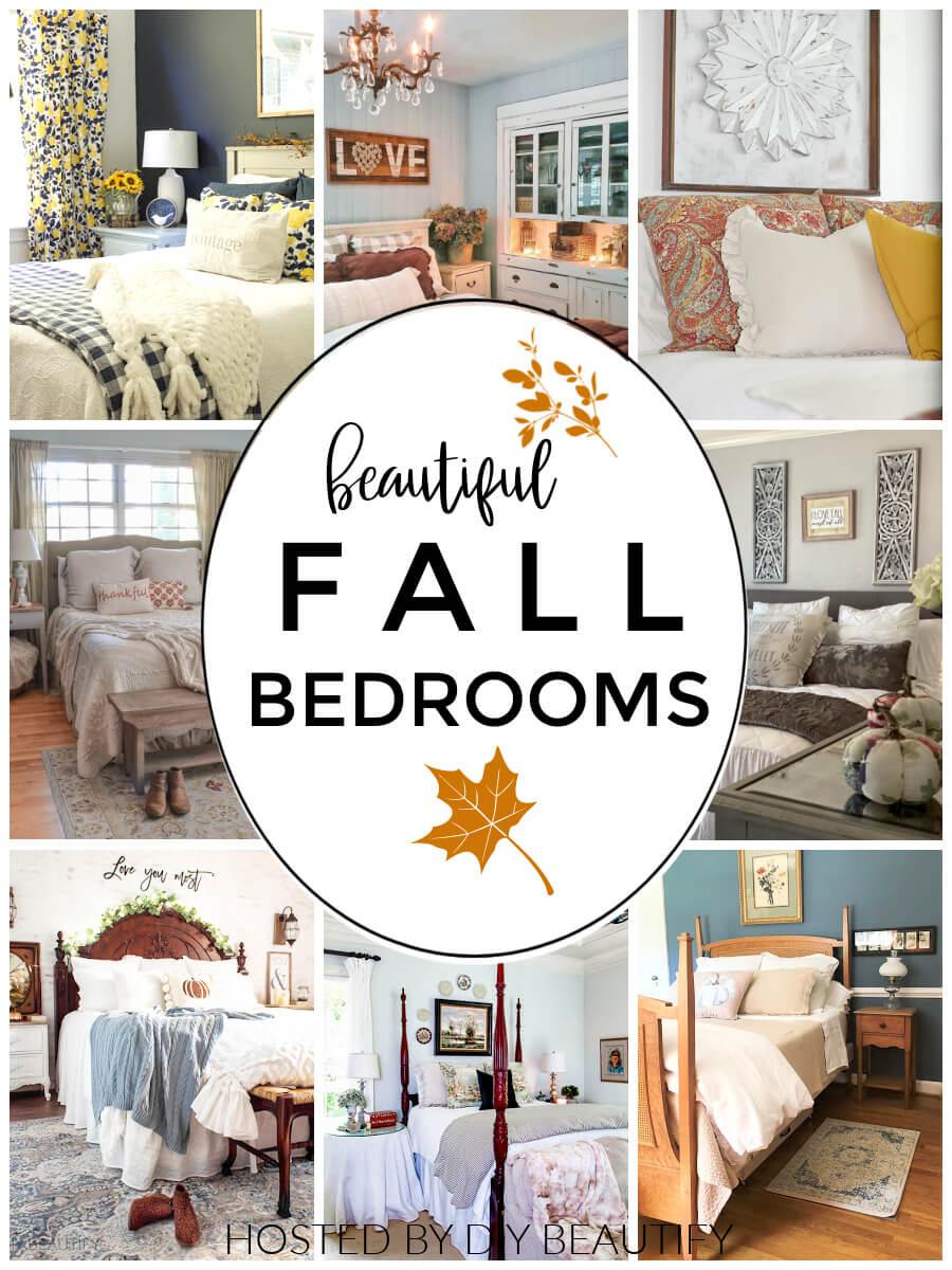 bloggers fall bedroom inspiration