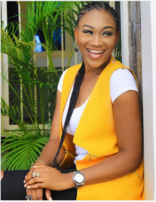 """I Honestly didn't Know You Are This Pretty"": Fan Tells Actress Ebube Nwagbo"